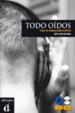Todo oídos Libro del alumno + CD audio