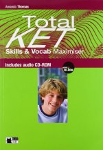 Total KET Skills a Vocabulary Maximiser with CD-ROM a Audio CD