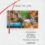 True to Life Intermediate Personal study audio CD
