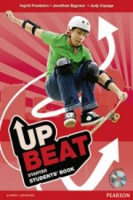 Upbeat Starter Students' Book and Students' Multi-ROM Pack