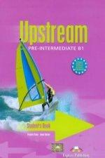 Upstream Pre-Intermediate B1 Student's Book + CD