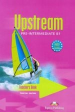 Upstream Pre-Intermediate B1 Teacher's Book (interleaved)