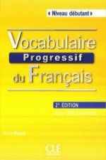 Vocabulaire progressif du francais - 2me édition - Livre + CD audio