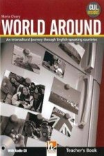 World Around Teacher's Book + Audio CD