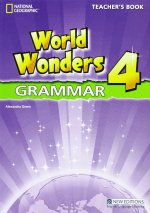 World Wonders 4: Grammar Book with Key