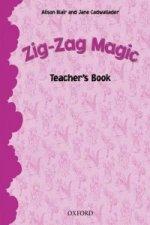 Zig-Zag Magic: Teacher's Book