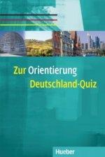 Zur Orientierung - Deutschland-Quiz