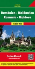 Rumunsko, Moldavsko
