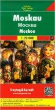 Moskva 1:20 000