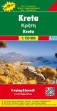 Automapa Kréta 1:150 000