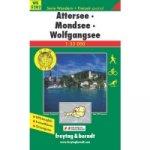 5282 Attersee, Mondsee, Wolfgangsee 1:35 000