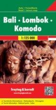 Automapa Bali-Lombok-Komodo 1:125 000