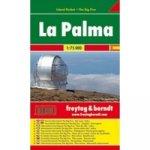 AK 0518 IP La Palma 1:130 000 kapesní lamino