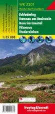 5201 Schladming, Ramsau am Dachstein 1:35 000