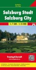 PL 18 Salzburg 1:7500