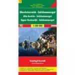 OE  2 Horní Rakousko Salzkammergut 1:200 T