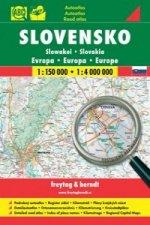 AA Slovensko 1:150 000