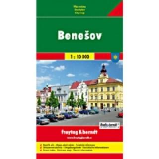 PL Benešov, Vlašim 1:10 000 FB