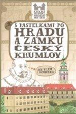 S pastelkami po hradu a zámku Český Krumlov