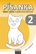 Písanka 2 Český jazkyk 1 genetikcá metoda