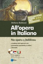 Na operu s italštinou. All'opera in Italiano