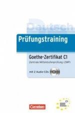 Prüfungstraining Goethe-Zertifikat C1