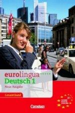 Eurolingua Deutsch 1 /neue ausg/ (1-16) UČ + PS
