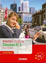 eurolingua Deutsch 3 neue ausgabe (1-16) UČ + PS
