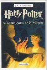 HARRY POTTER Y LAS RELIQUIAS DE LA MUERTE HB