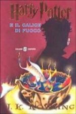 HARRY POTTER E IL CALICE DI FUOCO 4 - ROWLING, J. K.