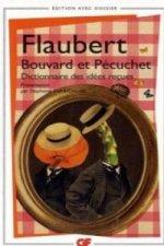 Bouvard et Pécuchet. Bouvard und Pecuchet, französische Ausgabe