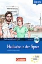Haifische in der Spree, m. Audio-CD