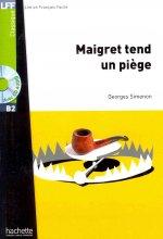 LFF B2 - MAIGRET TEND UN PIEGE + CD