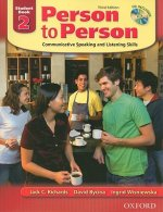 Person to Person, Third Edition Level 2: Student Book (with Student Audio CD)