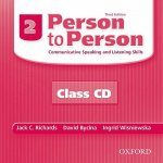 Person to Person, Third Edition Level 2: Class Audio CDs (2)