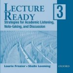 Lecture Ready 3: Audio CDs