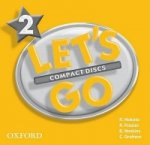 Let's Go: 2: Audio CDs (2)