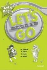 Let's Begin: Teacher's Book