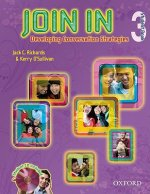 Join In 3: Student Book and Audio CD Pack