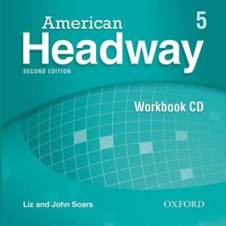 American Headway: Level 5: Workbook Audio CD