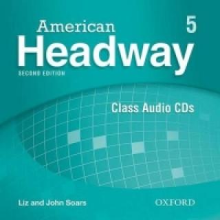 American Headway: Level 5: Class Audio CDs (3)