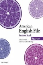 American English File Starter: Student Book with Online Skills Practice