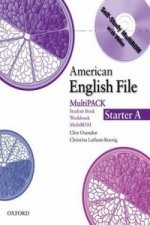 American English File Starter: Multipack A
