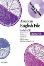 American English File Starter: MultiPack B
