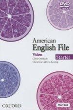 American English File Starter: DVD