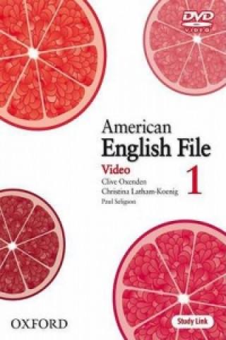 American English File Level 1: DVD