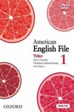 American English File Level 1: DVD