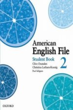American English File: Level 2: Student Book with Online Skills Practice