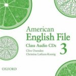 American English File Level 3: Class Audio CDs (3)