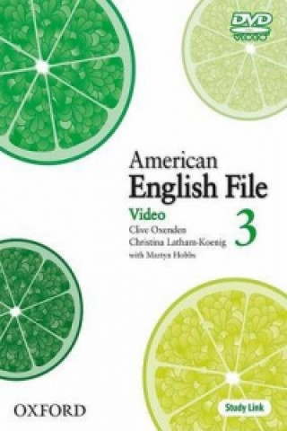 American English File Level 3: DVD